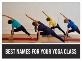 Best-Names-for-Your-Yoga-Class