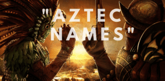 Cool and Powerful Aztec Names With Meaning