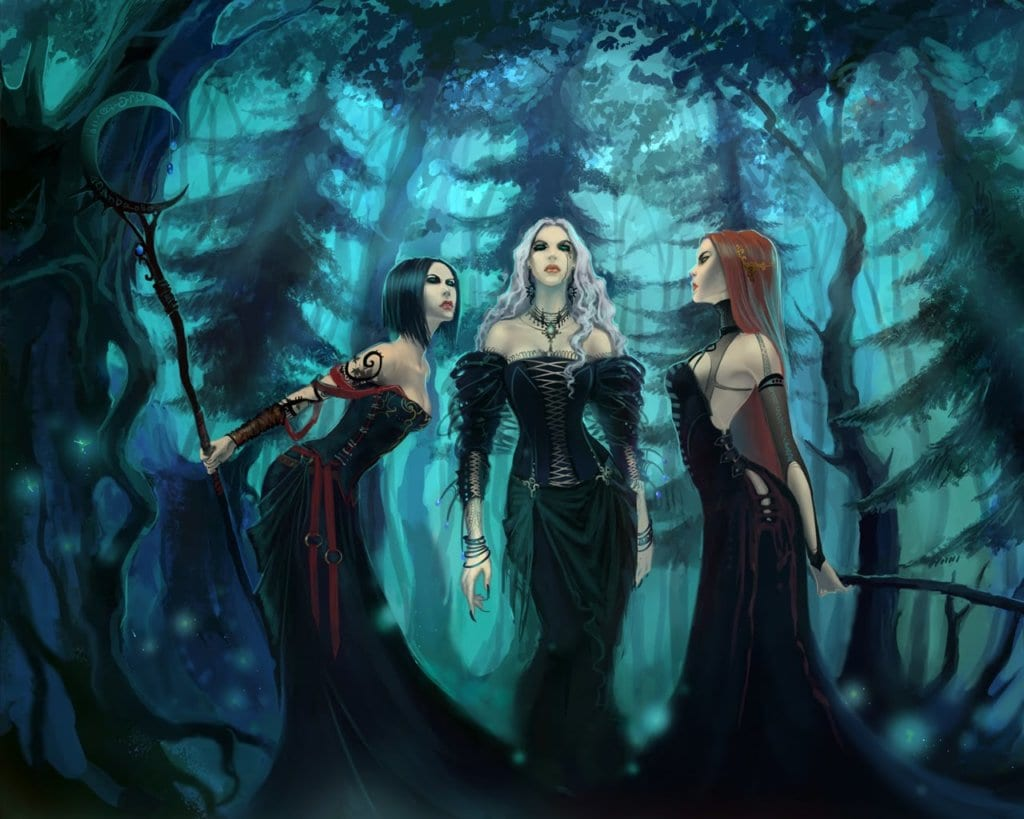 Famous and Beautiful Witch Names With Meanings