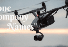 100+ Drone Company Name Ideas & Suggestions