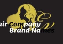 Hair Company Brand Name Ideas & Suggestions