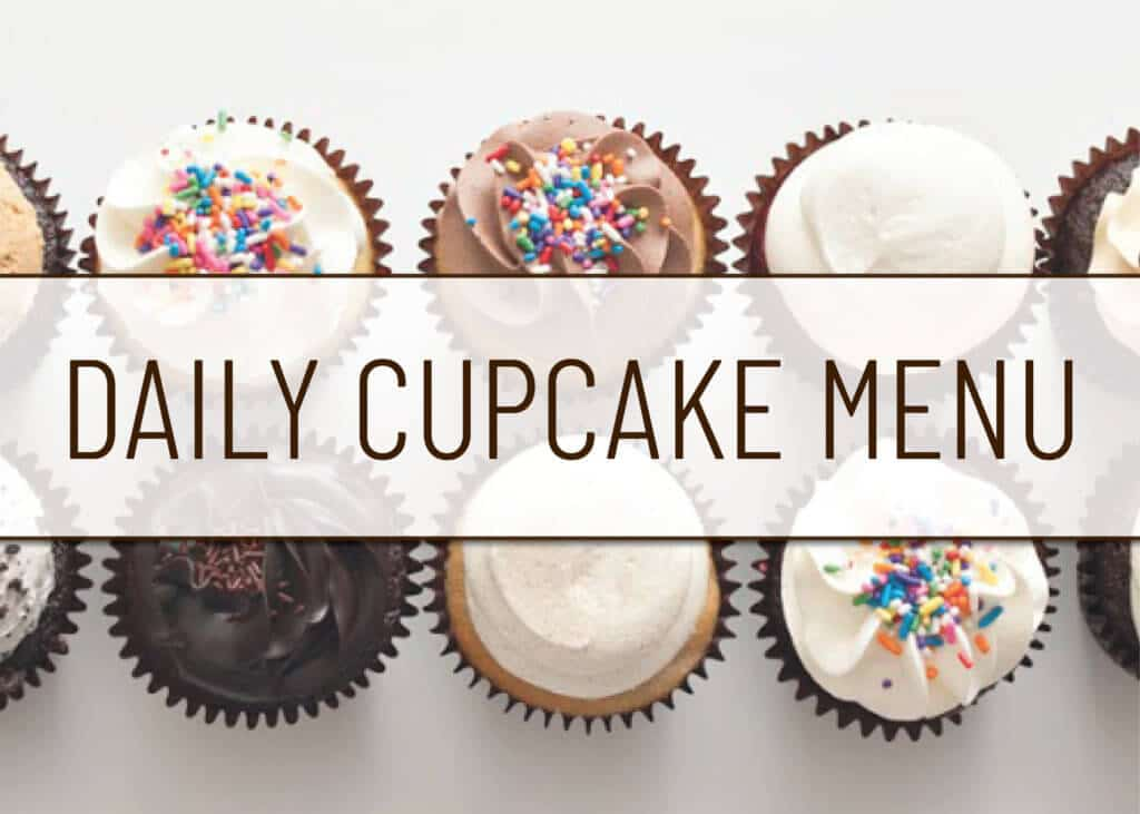 Tips For Naming A Cupcake Business-